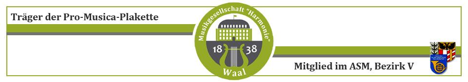 """Musikgesellschaft """"Harmonie"""" Waal"""